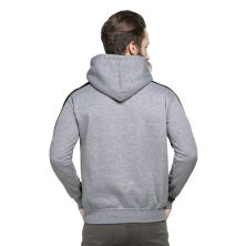 JUMPER Jaket Pria Hoodie Jumper Training Fleece List Abu Muda